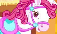 """игры про лошадей """"Наряди милую лошадку"""""""