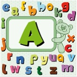 """Игра """"Большие и маленькие буквы английского алфавита"""""""
