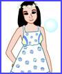 Игры для девочек - кукла Вероника