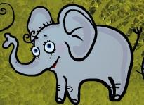 загадки про животных - слон
